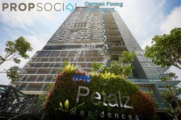 For Rent Condominium at The Petalz, Old Klang Road Freehold Fully Furnished 3R/2B 2.6k