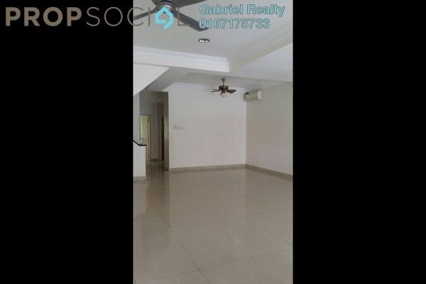 For Rent Terrace at Aman Suria Damansara, Petaling Jaya Freehold Semi Furnished 5R/3B 3.5k