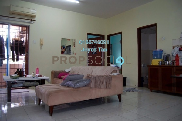 For Sale Condominium at Bayu Puteri, Tropicana Leasehold Fully Furnished 3R/2B 460k
