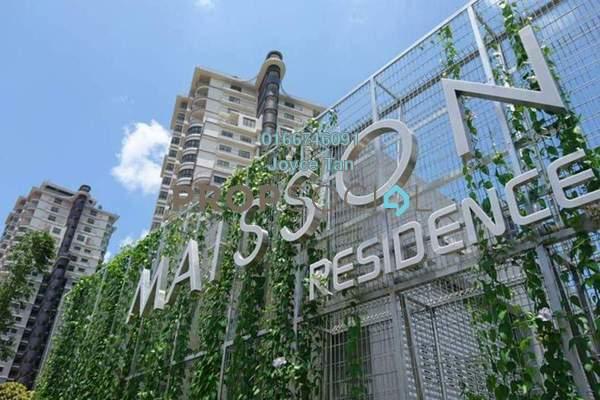 For Sale Condominium at Maisson, Ara Damansara Freehold Semi Furnished 2R/2B 920k