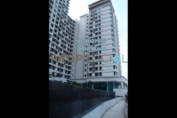 For Rent Condominium at Nautica Lake Suites @ Sunway South Quay, Bandar Sunway Freehold Fully Furnished 3R/2B 3.4k
