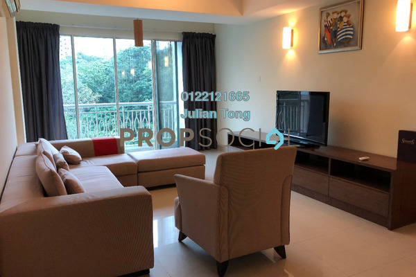 For Sale Condominium at Sutramas, Dutamas Freehold Semi Furnished 3R/3B 780k