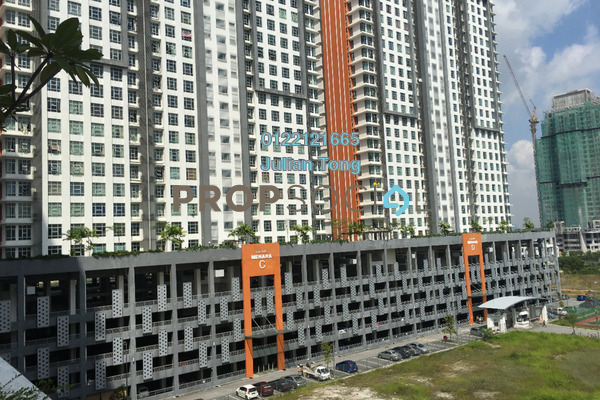 For Sale Condominium at The Arc, Cyberjaya Freehold Fully Furnished 3R/2B 380k