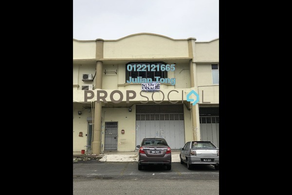 For Rent Factory at Taman Perindustrian KIP, Kepong Freehold Unfurnished 0R/2B 4.1k