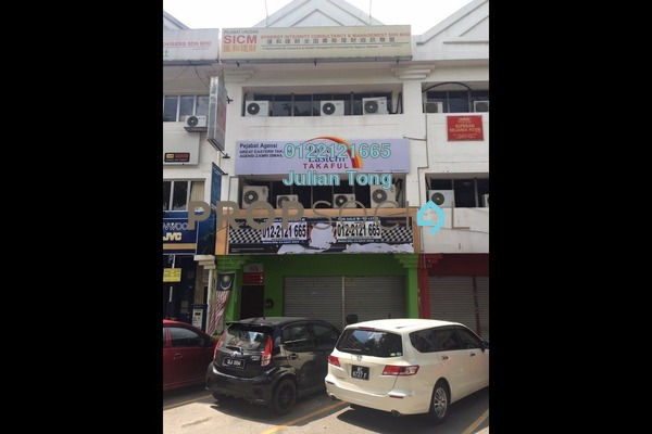 For Rent Shop at Section 1, Wangsa Maju Freehold Unfurnished 0R/1B 4.5k