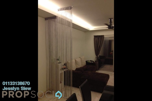 For Sale Apartment at Kenanga Apartment, Pusat Bandar Puchong Freehold Fully Furnished 3R/2B 430k