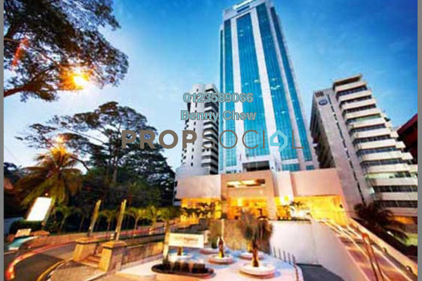 For Rent Office at KH Tower, KLCC Freehold Semi Furnished 0R/0B 11k