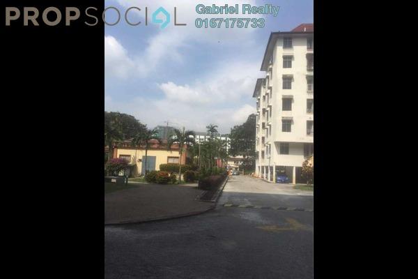 For Sale Apartment at Nova II, Segambut Freehold Semi Furnished 3R/2B 360k