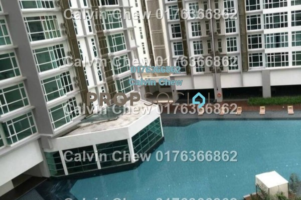 For Sale Serviced Residence at Central Residence, Sungai Besi Freehold Unfurnished 3R/2B 446k