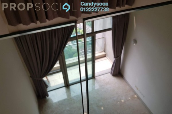For Rent Serviced Residence at myHabitat, KLCC Freehold Semi Furnished 4R/6B 5.5k