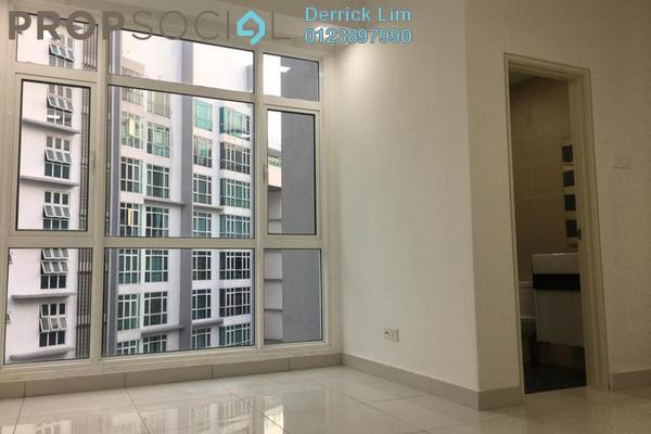 For Sale Condominium at Central Residence, Sungai Besi Freehold Semi Furnished 3R/2B 520k
