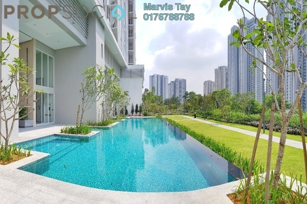 For Sale Condominium at Pavilion Hilltop, Mont Kiara Freehold Unfurnished 4R/5B 2.55m