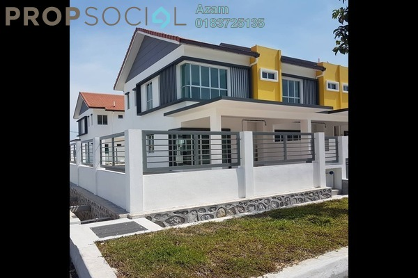For Sale Terrace at Hillpark, Semenyih Freehold Unfurnished 4R/3B 840k