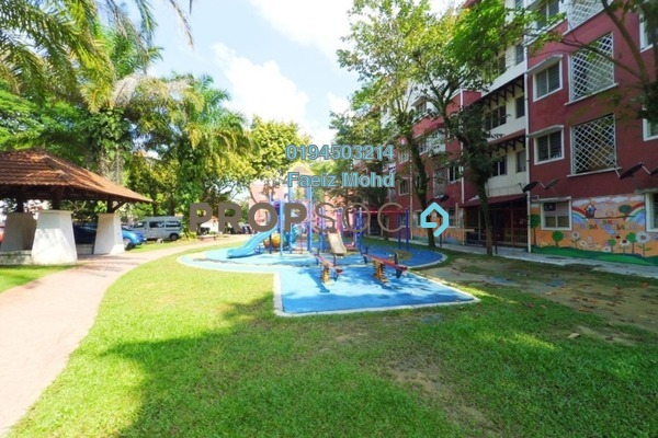 For Sale Apartment at Desa Mutiara Apartment, Mutiara Damansara Freehold Unfurnished 3R/2B 260k