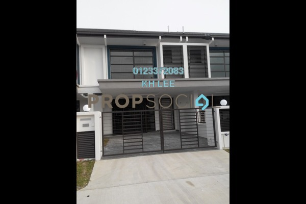 For Rent Terrace at Nafiri, Bandar Bukit Raja Freehold Unfurnished 4R/3B 1.3k