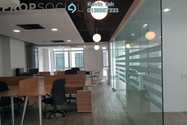 For Sale Office at Solaris Dutamas, Dutamas Freehold Fully Furnished 0R/0B 2.18m