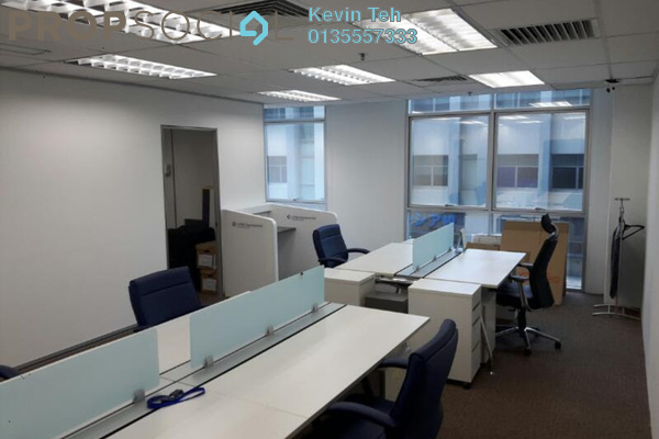 For Rent Office at Solaris Dutamas, Dutamas Freehold Semi Furnished 0R/0B 3.2k