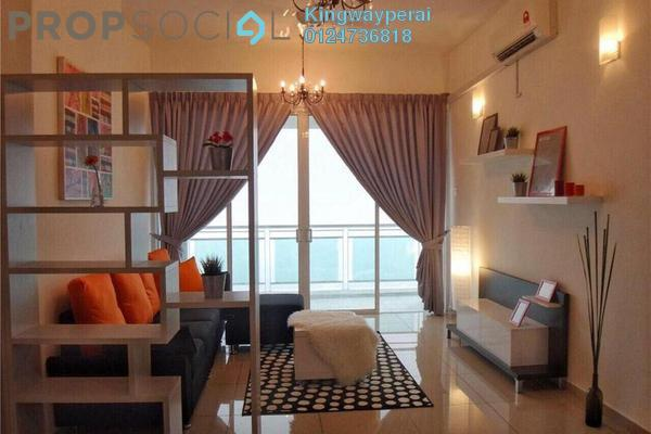 For Rent Condominium at Shineville Park, Farlim Freehold Fully Furnished 2R/4B 1.9k