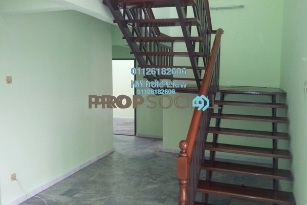 For Sale Duplex at Pelangi Court, Klang Freehold Semi Furnished 4R/3B 270k
