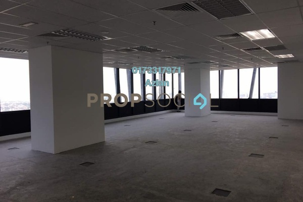 For Rent Office at KL Gateway, Bangsar South Freehold Unfurnished 0R/0B 5.95k