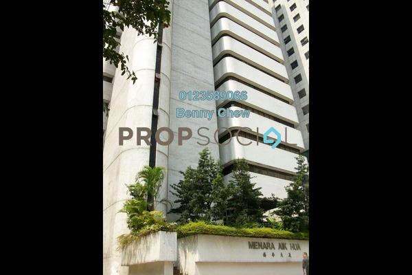 For Rent Office at Menara AIMS, Kuala Lumpur Freehold Semi Furnished 0R/0B 9.8k
