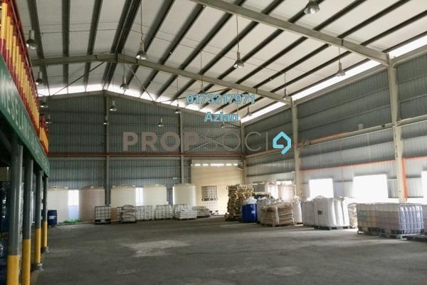For Sale Factory at Taman Perindustrian Mahkota, Semenyih Freehold Unfurnished 0R/0B 6.2m