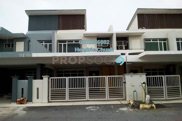 For Rent Link at Lukut, Port Dickson Freehold Unfurnished 4R/4B 1.8k
