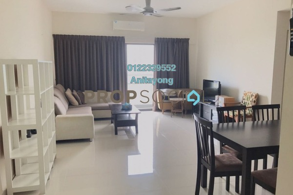 For Sale Serviced Residence at Setia Walk, Pusat Bandar Puchong Leasehold Fully Furnished 1R/1B 500k