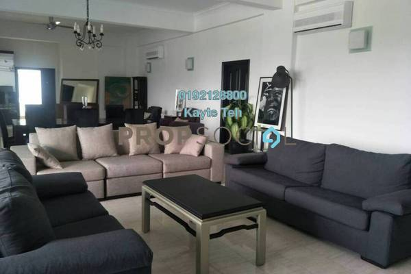 For Rent Condominium at Villa Mutiara, Bangsar Freehold Semi Furnished 3R/4B 6.5k
