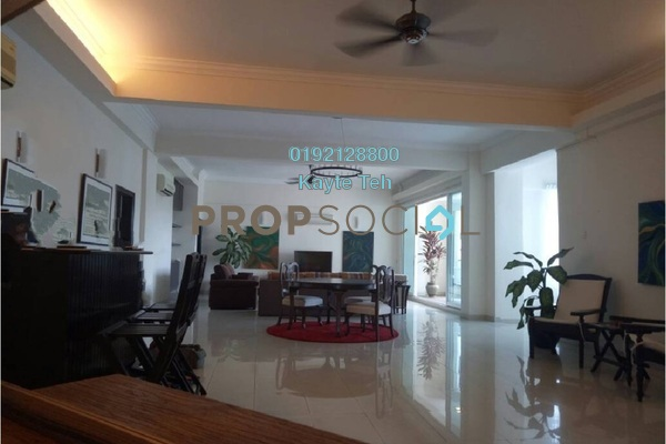 For Rent Condominium at Villa Mutiara, Bangsar Freehold Semi Furnished 3R/4B 6.5k