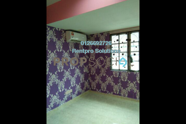 For Rent Terrace at Taman Bukit Anggerik, Cheras South Freehold Semi Furnished 3R/2B 1.4k