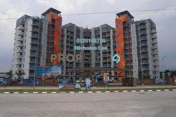 For Sale Condominium at Sri Klebang, Bandar Baru Sri Klebang Freehold Unfurnished 3R/2B 240k