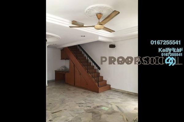 For Sale Terrace at Taman Kepong Indah, Kepong Freehold Unfurnished 3R/2B 550k