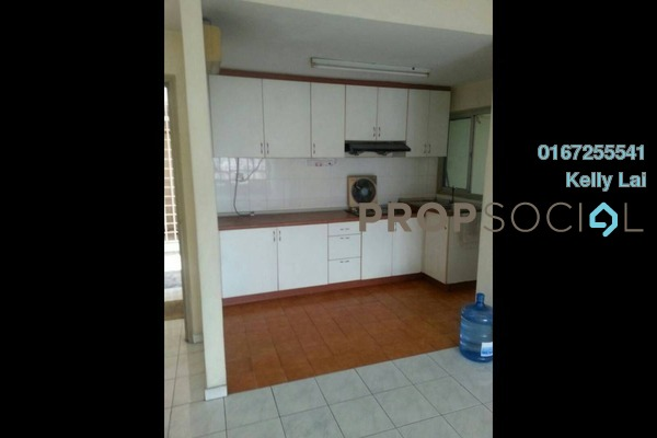 For Sale Condominium at SD Tiara Apartment, Bandar Sri Damansara Freehold Semi Furnished 3R/2B 308k