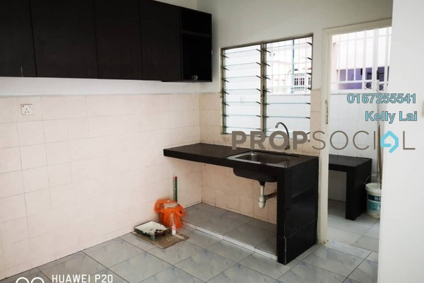 For Sale Apartment at Vista Magna, Kepong Freehold Semi Furnished 3R/2B 320k