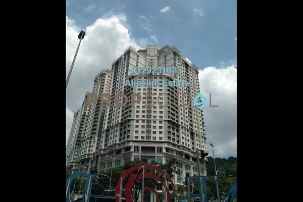For Sale Shop at Metropolitan Square, Damansara Perdana Freehold Semi Furnished 0R/2B 700k