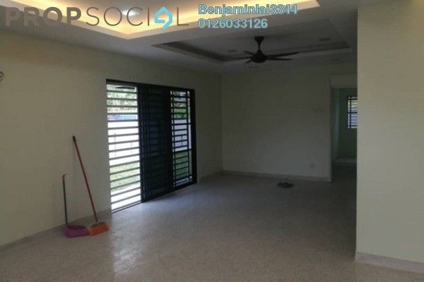For Rent Semi-Detached at Taman Megah, Kepong Freehold Semi Furnished 4R/4B 2.8k