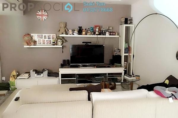 For Sale Terrace at SD11, Bandar Sri Damansara Freehold Semi Furnished 4R/3B 1.05m