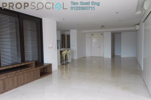 For Rent Condominium at The CapSquare Residences, Dang Wangi Freehold Semi Furnished 4R/3B 4.5k