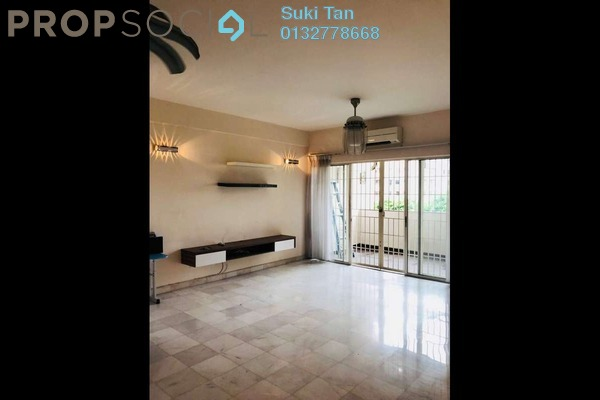For Rent Condominium at Seri Puri, Kepong Freehold Semi Furnished 3R/2B 1.2k