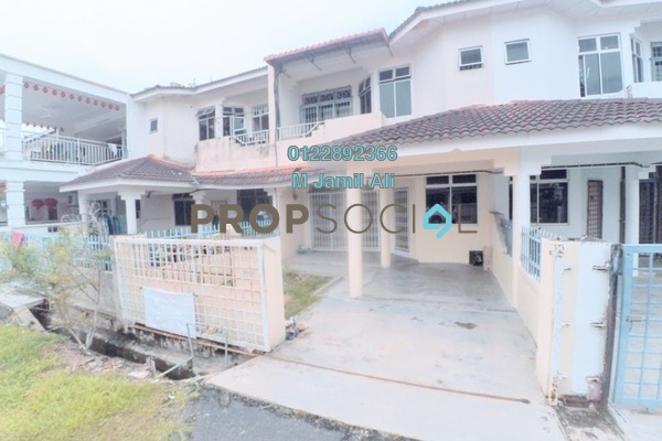 For Sale Terrace at Kampung Jawa, Segamat Freehold Semi Furnished 4R/3B 230k