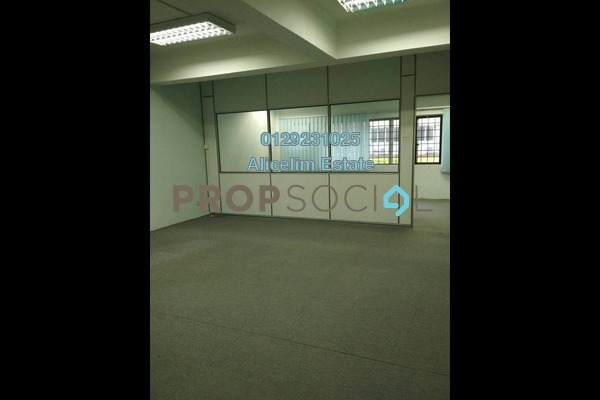 For Sale Office at SunwayMas Commercial Centre, Kelana Jaya Freehold Unfurnished 0R/1B 205k