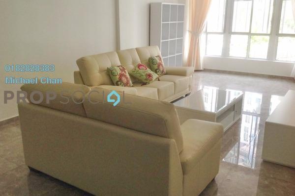 For Rent Condominium at Subang Parkhomes, Subang Jaya Freehold Fully Furnished 4R/3B 3.9k