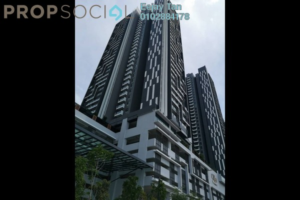 For Rent Serviced Residence at CitiZen, Old Klang Road Freehold Semi Furnished 4R/2B 2k