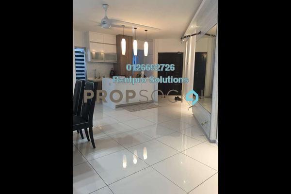 For Rent Condominium at Venice Hill, Batu 9 Cheras Freehold Semi Furnished 3R/2B 1.5k