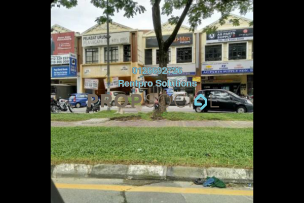 For Rent Office at Taman Desa Cheras, Alam Damai Freehold Unfurnished 0R/0B 5.8k