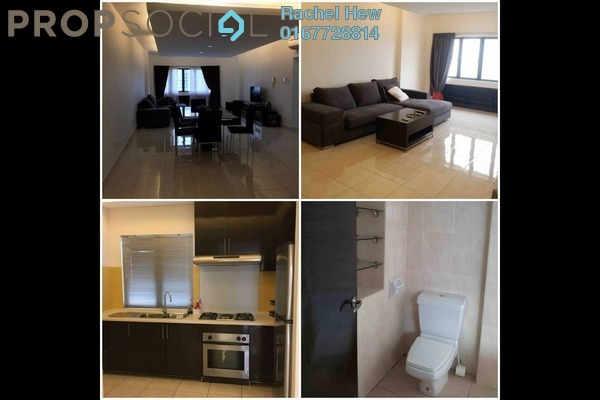 For Rent Condominium at Angkupuri, Mont Kiara Freehold Fully Furnished 3R/2B 2.7k