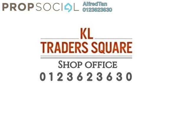For Rent Shop at KL Traders Square, Kuala Lumpur Freehold Unfurnished 0R/4B 16.5k