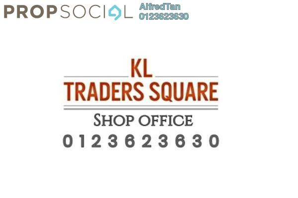 For Rent Office at KL Traders Square, Kuala Lumpur Freehold Unfurnished 0R/2B 2.5k