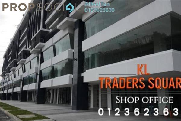 For Rent Shop at KL Traders Square, Kuala Lumpur Freehold Unfurnished 0R/4B 27k